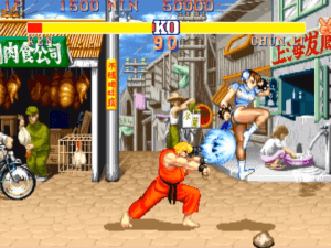 Screenshot from sf2.mkv